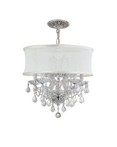 Another drum shade of a chandelier....Would like for over my tub...