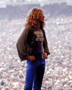 Robert Plant: Led Zeppelin: Rarely Seen Photos From Good Times, Bad Times Pictures | Rolling Stone
