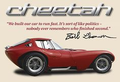 Bill Thomas Cheetah Continuation Collectible