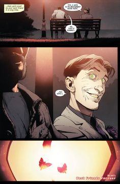 COMICS: [SPOILER] Returns In BATMAN #47 In A Way Which Will Blow Your Mind