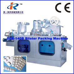 DPB-140B Pharma Alu Alu Blister Packing Machine (DPB-140B) - China Blister Packing Machine, Royal