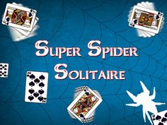 The Super Spider Solitaire card game is the king of all solitaire games. You must be skilled at  manipulating the cards to play this game. Spider Solitaire is similar to other types of solitaire (klondike,  patience, etc.)