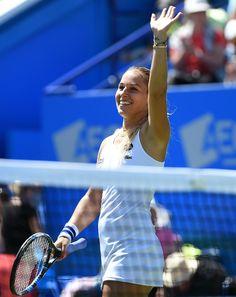 Dominika Cibulková - víťazka turnaja WTA v Eastbourne