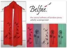 Belfae scarves - www.belfae.com