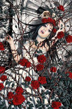 I love Anne Stokes' art.
