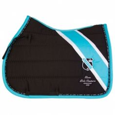 HV POLO Crown Saddle Pad Adorno