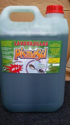 Lavavajillas manual 5l