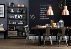 Colors for bedroom- with chalk board wall