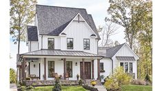 Looking for the best house plans? Check out the Kinsley Place plan from Southern Living.