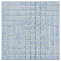 This tile is the perfect accent to your pool or outdoor area, or for any indoor usage. This durable series may be used on any wall surface, on floors that receive light foot traffic, and in pools or showers.