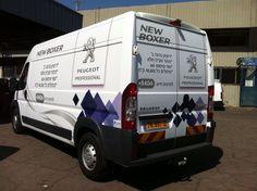 car wrap 1-700-70-33-70 Car Wrap, Peugeot, Boxer, Van, Vans, Boxers, Boxer Dogs