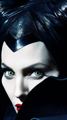 Maleficent, played by Angelina Jolie Maleficent 2014, Angelina Jolie Maleficent, Maleficent Movie, Sleeping Beauty Maleficent, Malificent, Maleficent Quotes, Walt Disney, Disney Love, Disney Magic