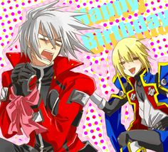 Blazblue+Jin+tumblr | blazblue # jin kisaragi