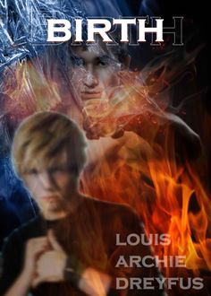 BIRTH by Louis Archie Dreyfus - In a world where magic and powers still exist, what if the powers of the elements of Earth, Fire, Air and Water manifests in twins that grew up without the knowledge of the other and hearts forged with the burning desire of love and hate. Fantasy, Young Adult