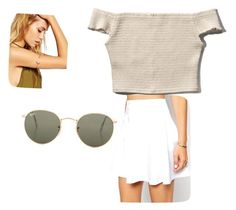 Untitled #1 by michele-bossuyt on Polyvore featuring polyvore, fashion, style, Abercrombie & Fitch, ASOS and Ray-Ban