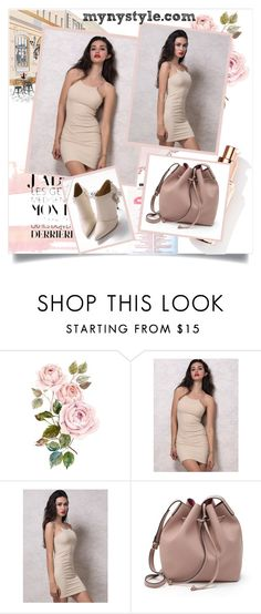 """""""Jacky 16/30"""" by dilruha ❤ liked on Polyvore featuring MAC Cosmetics"""