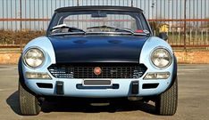 Fiat 124 Spider, Spiders, Sally, Cars And Motorcycles, Garage, Bike, Vehicles, Vintage, Cars