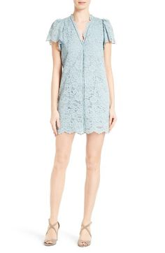 Rebecca Taylor Rebecca Taylor Lace Dress available at #Nordstrom
