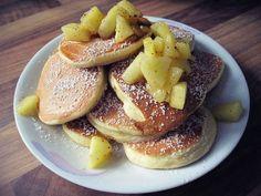 Tati Cupcake: Pancakes!