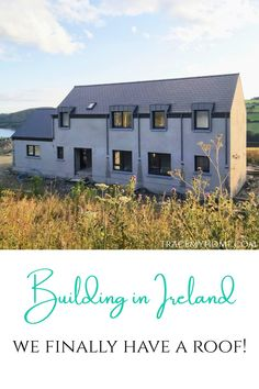 We finally have a roof after months of waiting! Click on the link to find out why it took so long. The Slate, Slate Roof, Zinc Cladding, Dormer Windows, Window Frames, How To Find Out, This Is Us, Waiting, How To Memorize Things
