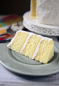Orange Butter Cake w