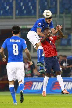 Italia-Norvegia [Qualificazioni Euro 2016]
