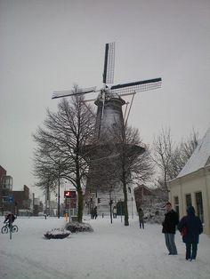 De Winter Wonderland - Molen Vlaardingen