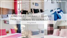 6 hoteles de paris