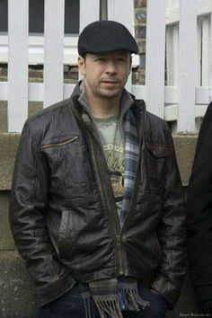 Donnie ❤ Wahlberg  he was my first crush, and its obvious that my 7 year old self had fantastic taste