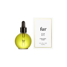 Fur oil. For soft pubic hair. From NY Mag's annual gift guide. Apparently I was wrong when I said our mags had crappy gift ideas. :0