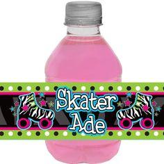 Image result for decoration sweet table roller skating