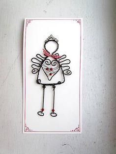 Anjelik - Pohľadnica