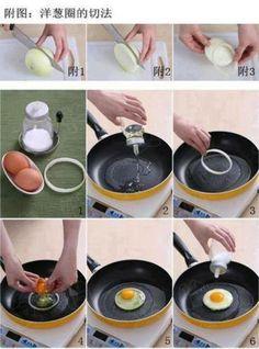 Come fare una perfetta frittata d'uova tonda - Spettegolando