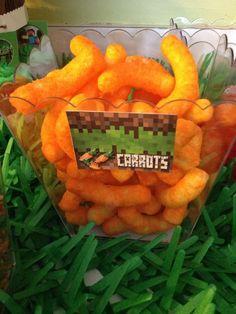 Minecraft Birthday Party Ideas | Photo 16 of 27 | Catch My Party