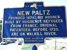 New Paltz, NY in New York