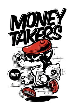 money takers shirt