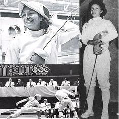 La esgrimista María del Pilar Roldán fue la primera mujer mexicana en ganar una medalla olímpica cuando obtuvo la presea de plata en los juegos de México 1968. En los juegos de Roma 1960 se convirtió en la primera mexicana en llevar la bandera nacional en una ceremonia de inauguración.