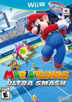 Mario Tennis: Ultra Smash - Nintendo Wii U - Eli & Lela want this together