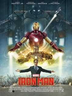 Marvel Studios Poster Releases for Iron Man & Captain America: The First Avenger Poster Marvel, Marvel Movie Posters, Films Marvel, Marvel Characters, Marvel Cinematic, Iron Man 2008, Iron Man Art, The Avengers, Comic Movies