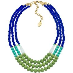 David Aubrey Max and Chloe Bib Lime Necklace ($110) ❤ liked on Polyvore featuring jewelry, necklaces, fashion jewelrynecklaces, david aubrey jewelry, bib necklace, david aubrey necklace, david aubrey and chain bib necklace