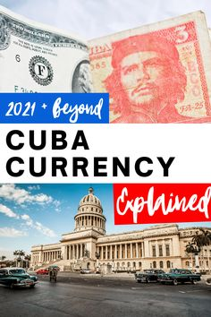 Planning a trip to Cuba in the future? You need to know about Cuba's currency changes. Gone is the so-called tourist currency, the CUC. Click to find out more. Travel Guides, Travel Tips, Travel Destinations, Cool Places To Visit, Places To Go, Cuba Itinerary, Cuba Travel, United States Travel, Island Life