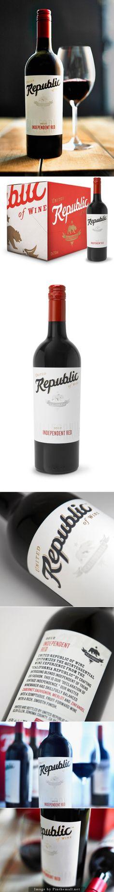 United Republic of Wine #taninotanino #vinosmaximum