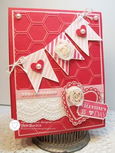 Dynamic Duos.....Valentine by justcrazy - Cards and Paper Crafts at Splitcoaststampers