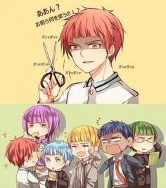 Hair-cutting Otaku, Kuroko No Basket, Fairy Tail, Manga Anime, Ác