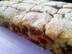 Hungarian Recipes, Izu, Apple Pie, Sandwiches, Food And Drink, Sweet, Pastries, Cupcake, Diet
