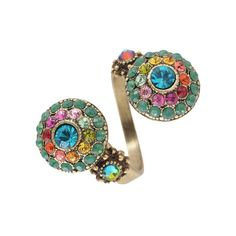 Michal Negrin Collection | Spiral Adjustable Ring