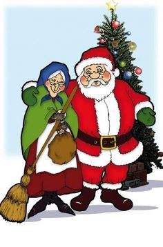 , in Bassano del Grappa, Piazza Garibaldi; entertainment, sweets and hot chocolate for everyone; pictures taken with Befana e Santa Claus. Christmas In Italy, Red Christmas, Christmas Markets, Yule, Halloween Pin Up, Meet Santa, The Good Witch, Snowman Decorations, In Ancient Times