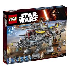 ToyzMag.com » Aperçu des prochains sets Lego Star Wars, Friends, Nexo Knights