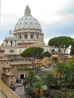 St Peters Basilica, Vatican City, Italy