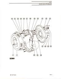 Wiring Diagram For Mf 135 Tractor MF 245 Tractor Wiring